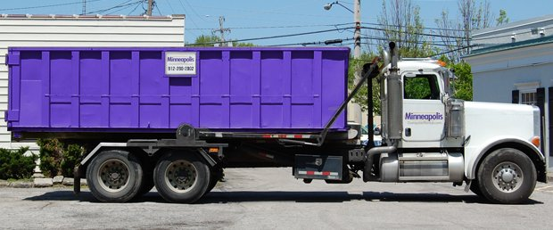 About Minneapolis Dumpster Rental
