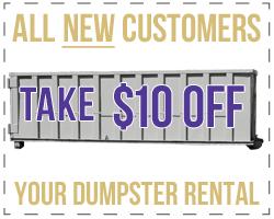 Minneapolis Dumpster Rental